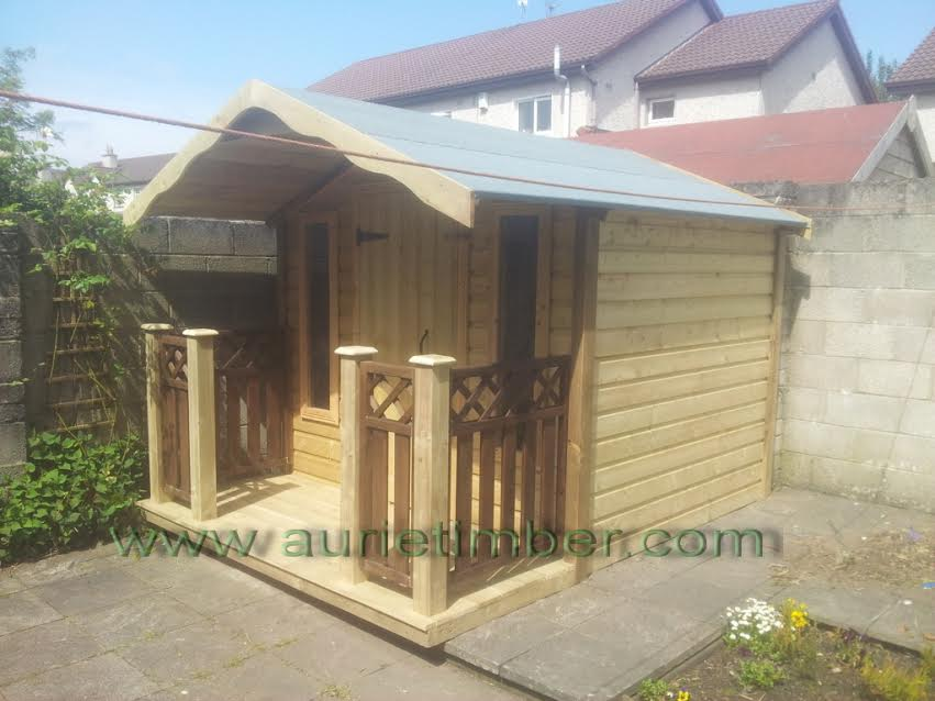 Garden Sheds Limerick right price deals